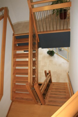 Balusters RVS 15 mm.